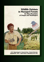 Wildlife Habitats in Managed Forests
