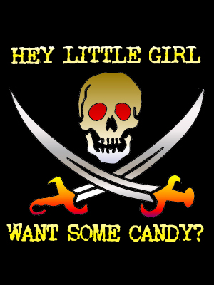 Want some candy?